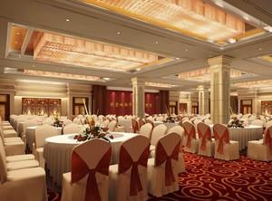 简约唯美的现代时尚酒店室内设计装修效果图