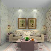 时尚简约客厅客厅装修效果图