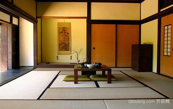 10平米日式风格榻榻米装修效果图