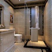卫生间墙面装修效果图