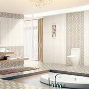别墅型卫生间装修效果图