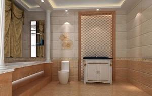 卫生间整体设计
