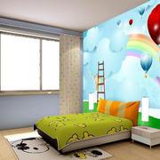 儿童房背景图效果图