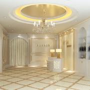 宜家2016美容院室内设计装修效果图欣赏