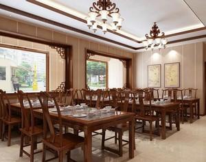 30平米精美的酒店室内装修效果图欣赏