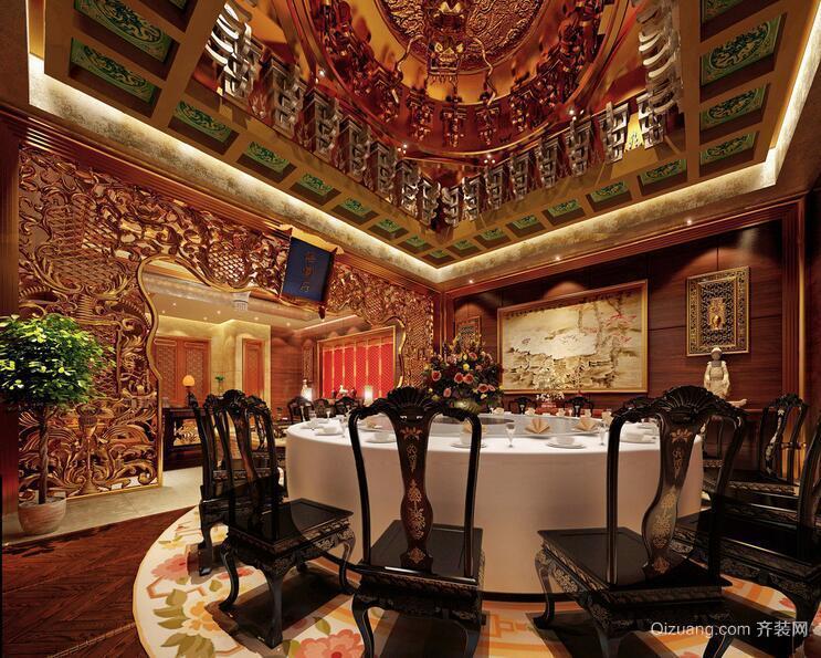 90平米精美的现代酒店背景墙装修效果图欣赏