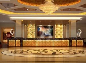 140平米精美的现代酒店吊顶装修效果图
