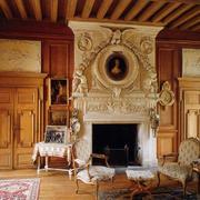 美式古典壁炉装修效果图