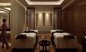 30平米小户型完美的美容院室内装修效果图