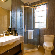 5平米卫生间浴室隔断装修效果图