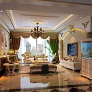 复古欧式客厅家具