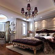奢华典雅欧式卧室