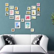时尚创意照片墙
