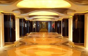90平米简约宾馆室内吊顶装修设计效果图