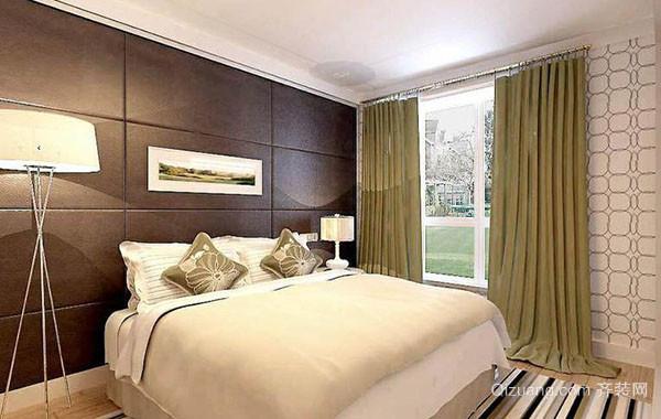 后现代风格卧室装修设计