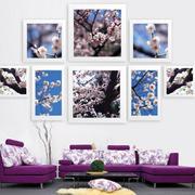 时尚照片墙装修效果图