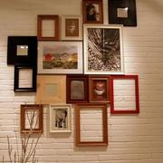 新创意照片墙效果图