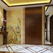 中式玄关装修