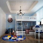 10平米时尚可通可爱儿童房装修效果图
