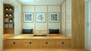 完美空间精致榻榻米效果图
