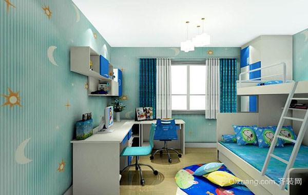 地中海风格儿童房装修效果图大全