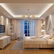 时尚简约卧室整体设计