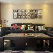 精致沙发背景墙整理设计