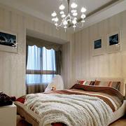 现代简约卧室吊灯