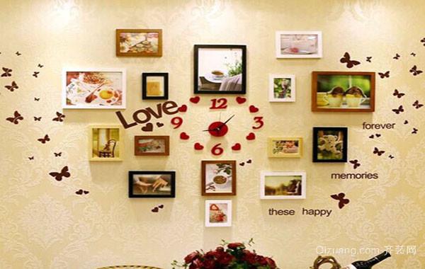 3平米客厅卧室照片墙装修效果图实例