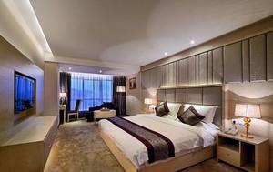 120平米宜家宾馆室内吊顶装修设计效果图