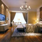 大户型精致卧室装修