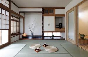 日式精致简约榻榻米装修效果图