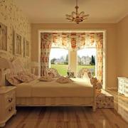 亲近自然卧室装修