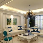 时尚精致典雅欧式家具效果图