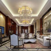 古典精致欧式客厅设计
