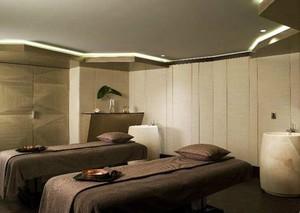 30平米精致的美容院室内装修设计效果图