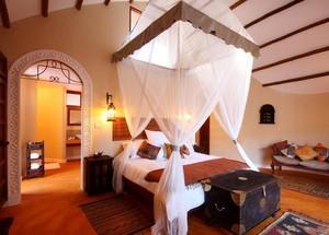 200平米精致宾馆卧室背景墙设计装修效果图