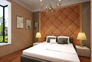 简欧风格精致简约卧室装修效果图