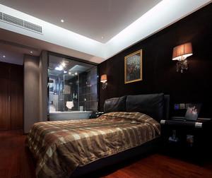美式风格精致富有历史气息卧室装修图