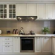 白色基调厨房装修效果图