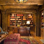 富有历史气息客厅装修