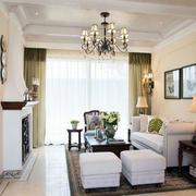 小户型现代简约客厅装修