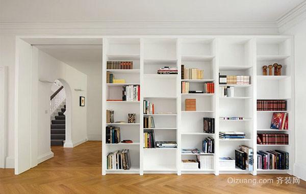 完美简约时尚书房装修效果图赏析