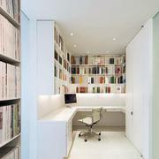 小户型简约书房装修