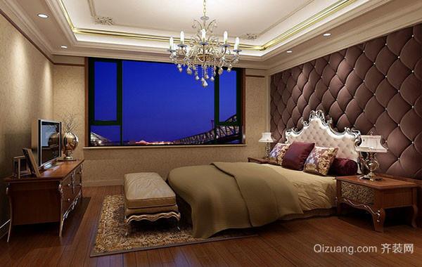 欧式古典卧室装修效果图大全