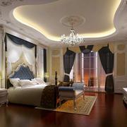 别墅型欧式卧室设计