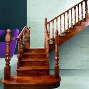 木质楼梯装修效果图