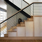 简约楼梯效果图