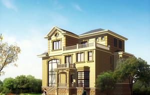 自建别墅独栋别墅设计图参考案例