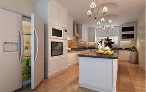 厨房整体装修效果图